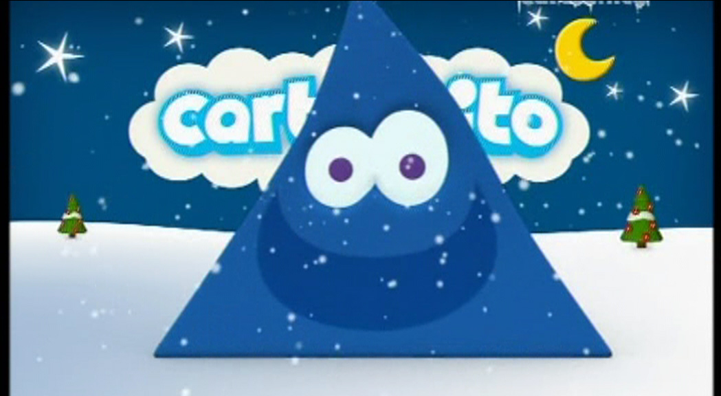 Cartoonito Christmas 2014 Idents Amp Presentation